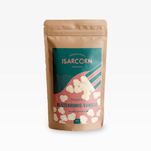 Isarcorn-Popcorn-Bluetenhonig